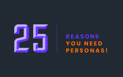 25 Reasons Your B2B Event Needs Personas!