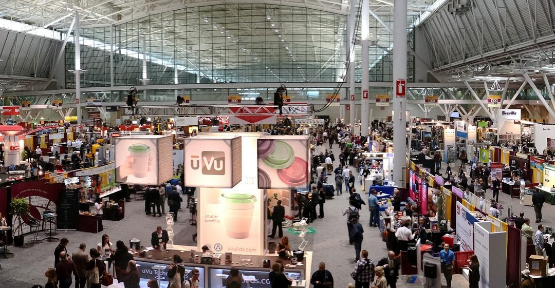 Hats off to trade show sales teams – You achieve a lot with little marketing support!